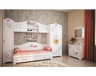 Мебель для детской Фанки Кидз Синдерелла 2