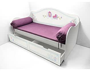 Кровать Фанки Кидз Синдерелла низкая, арт.40025
