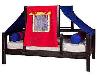 Купить кровать Мебель Холдинг Кнопа (эмаль белая)