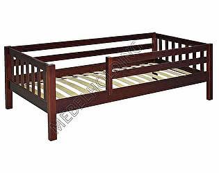 Купить кровать Мебель Холдинг Кроха (эмаль белая)