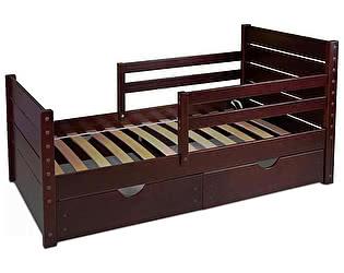 Купить кровать Мебель Холдинг Карапуз (эмаль белая)
