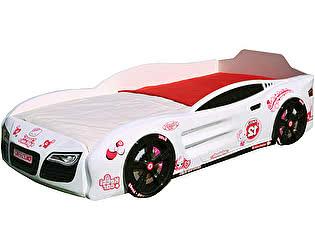 Кровать-машинка Romack Renner 2 Kitty
