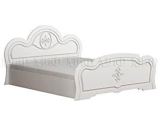 Кровать Миф Каролина 1600