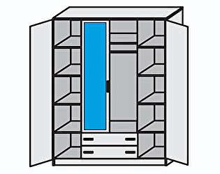 Купить шкаф Диал Кэт-1 VR-05