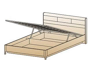 Кровать Лером КР-1862 (140) ПМ