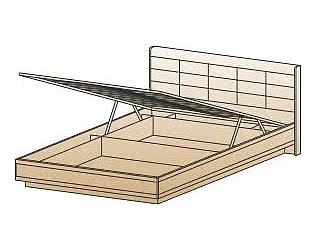 Кровать Лером КР-1853 (160) ПМ