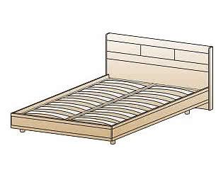 Кровать Лером КР-2801 (120)