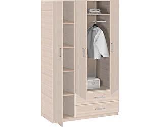 Шкаф 3-дверный Боровичи Эко с зеркалом, арт. 5.16Z Эко
