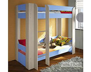 Купить кровать Фанки Кидз 20 двухъярусная