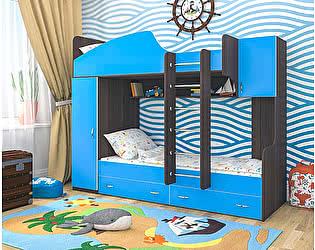Купить кровать Ярофф 2х ярусная Юниор-2