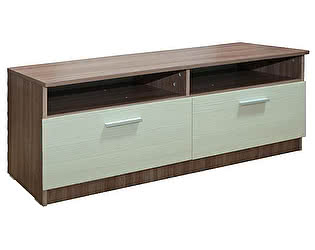 Купить тумбу Боровичи-мебель под ТВ Модерн, арт. 17.03+17.27