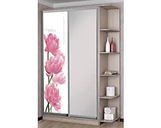 Купить шкаф Боровичи-мебель 2-дверный купе (1400х458)