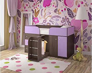 Купить кровать Ярофф чердак Малыш 4