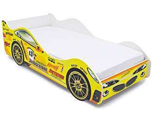 Кровать-машина Бельмарко Пламя