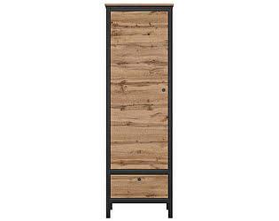Шкаф BRW Loft REG1D1S