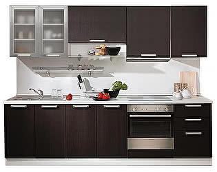 Кухонный гарнитур Престиж 2100 П (I категория)