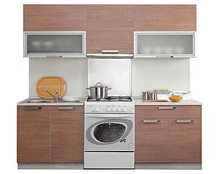 Кухонный гарнитур Симпл 2200 (I категория)