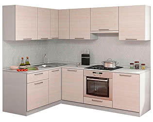 Кухонный гарнитур Симпл 1600х2200 (I категория)