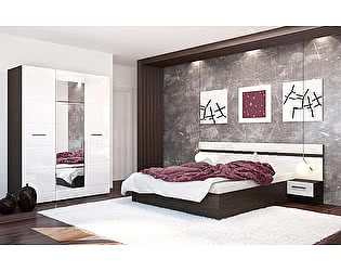 Спальня Горизонт Ненси Комплект 1