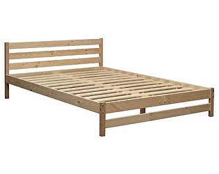 Купить кровать Аджио ЭКО-10 из массива