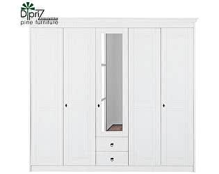 Купить шкаф Диприз Боцен пятидверный, Д7183-3