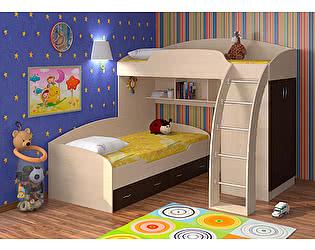 Кровать-чердак Формула мебели Соня 1 (верхняя)