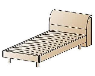 Кровать Лером КР-108