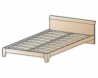Кровать Лером КР-114