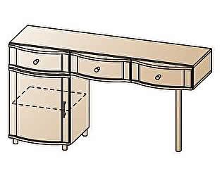 Туалетный столик Лером СТ-116