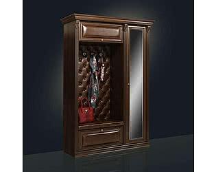 Прихожая Благо Б 5.1 (дверь справа с зеркалом) орех