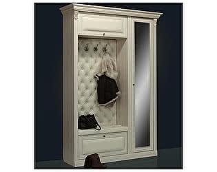 Купить прихожую Благо Б 5.1 (дверь справа с зеркалом) карамель