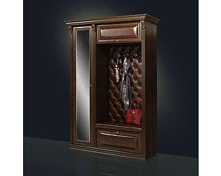 Прихожая Благо Б 5.1-1 (дверь слева с зеркалом) орех