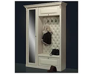 Прихожая Благо Б 5.1-1 (дверь слева с зеркалом) карамель