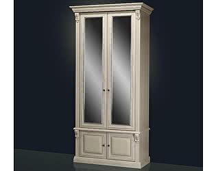 Шкаф Благо Б 5.15-2 карамель с зеркалом