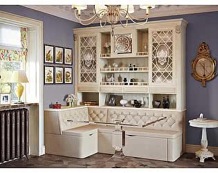 Купить диван Благо Б 7.1-1 карамель кухонный угловой