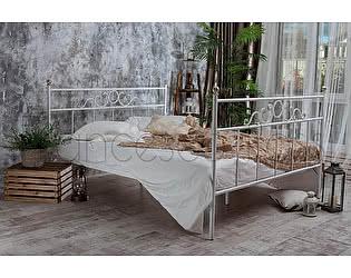 Кровать Francesco Rossi Сандра 1,4 с двумя спинками