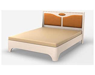Кровать Уфамебель Кэри Голд 160