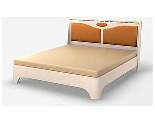 Кровать Уфамебель Кери Голд 180
