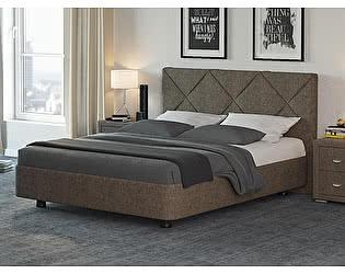 Кровать Rocky 1 (ткань бентлей)