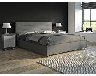 Кровать Nuvola 8 (ткань бентлей)