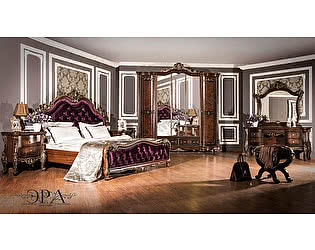 Спальня Юг-Мебель Росселла Люкс 5