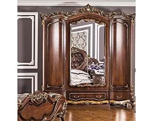 Шкаф Юг-Мебель Элиза 4-х дверный