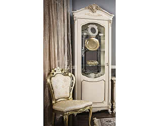 Витрина Юг-Мебель Мона Лиза Люкс одностворчатая (левая)