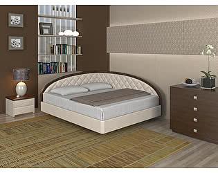 Кровать Торис Эвита Тинто правое