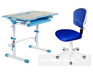 Комплект FunDesk Lavoro L blue+ LST6 blue