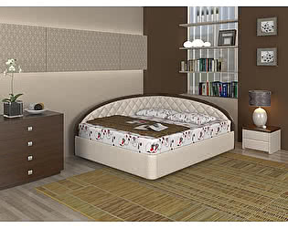 Кровать Торис Атриа Тинто левое