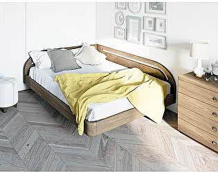 Кровать Торис Мати Румо правое