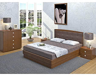Кровать Торис Юма Карини