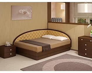 Кровать Торис Юма Тинто левое