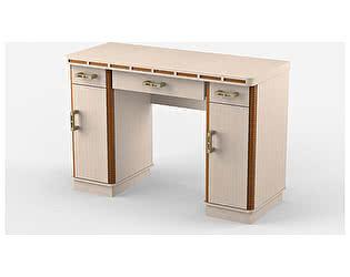 Купить стол Уфамебель Кэри Gold туалетный